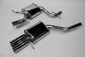 アーキュレー エキゾーストシステム ステンレス シリーズ VW フォルクスワーゲン JETTA2.0 TURBO/GOLF Variant2.0 TURBO用 品番(8300AU33)【マフラー】【自動車パーツ】ARQRAY Exhaust System Stainless Series