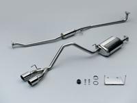 MUGEN DUAL EXHAUST SYSTEM ホンダ エヌワン(N-ONE) NA FF JG1用 (18000-XMG-K1S0)【マフラー】【自動車パーツ】無限(ムゲン) デュアルエキゾーストシステム