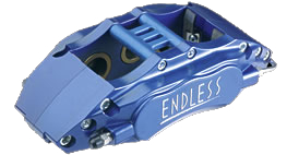 供ENDLESS小6 CALIPER BRAKE KIT日產西爾維亞S15使用