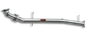 スーパースプリント フォード フォーカス RS 305HP '09- ターボパイプ(ストレート) (825011)【eマーク適合無】【マフラー】【自動車パーツ】Supersprint ハイパフォーマンスエキゾーストシステム