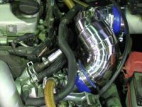 スルガスピード エアー コントロール チャンバー トヨタ カローラランクス ZZE123用 (SRA-207)【インテーク】SURUGA SPEED AIR CONTROL CHAMBER