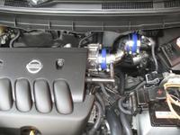スルガスピード エアー コントロール チャンバー 日産 ニッサン エクストレイル 20Xtt NT31用 (SRA-210)【インテーク】SURUGA SPEED AIR CONTROL CHAMBER