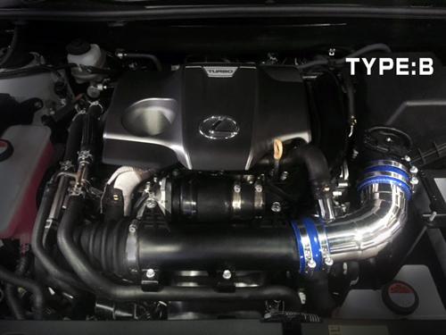 スルガスピード エアー コントロール チャンバー レクサス NX200t AGZ15用 TypeB/TypeCセット (SRA-299)【インテーク】SURUGA SPEED AIR CONTROL CHAMBER