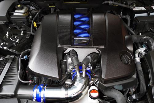 スルガスピード エアー コントロール チャンバー レクサス GS F URL10-FEZRH用 (SRA-276)【インテーク】SURUGA SPEED AIR CONTROL CHAMBER