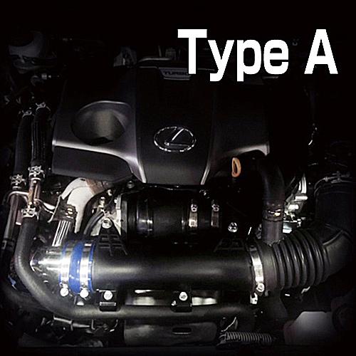 スルガスピード エアー コントロール チャンバー レクサス RX200t AGL20W/AGL25W用 TypeA/TypeBセット (SRA-302)【インテーク】SURUGA SPEED AIR CONTROL CHAMBER