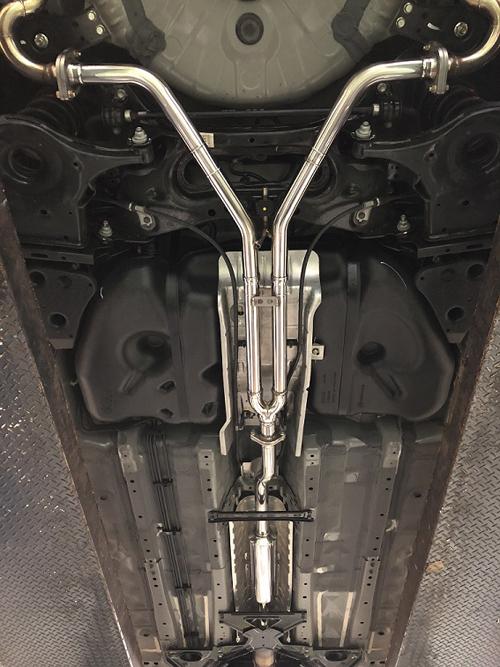 (SRN-104)【マフラー】SURUGA ニッサン L33用 CENTER 【クーポンで最大2000円OFF】スルガスピード MUFFLER SPEED センターマフラー ティアナ 日産