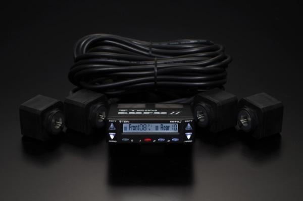 テイン EDFC II(2) コントローラーキットEDK04-P9669+モーターキット EDK05-12120のセット 【車高調コントローラー】TEIN EDFC2