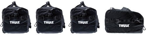 THULE Go Pack Set 8006【キャリア】スーリー ゴー パック セット