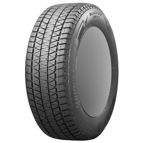 三菱ECLIPSE CROSS(GK1W)用 タイヤ銘柄: ブリヂストン ブリザック DM-V3 タイヤサイズ: 225/60R17 ホイール: MAD CROSS WOLF スタッドレスタイヤ&ホイール4本セット【17インチ】