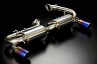トダ レーシング ハイパワーマフラーセット ホンダ NSX II型 NA2用 (18000-NA2-000)【受注生産品】【マフラー】【自動車パーツ】TODA RACING High Power Muffler Set 戸田レーシング
