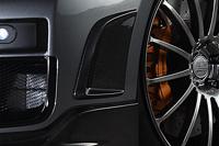ROWEN Silver Wolf Edition サイドダクト(カーボン) 素地 日産 ニッサン GT-R R35用 (1N001A20)【エアロ】ロェン シルバーウルフエディション【車法人のみ送料無料】