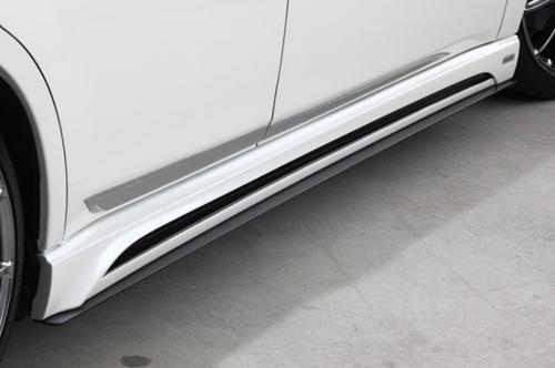 ROWEN PREMIUM Edition サイドガーニッシュ(ABS) スバル レガシィ B4 A/B/C型 BM9用 (1S001J30)【エアロ】ロェン プレミアムエディション