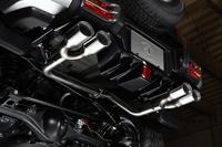 ROWEN PREMIUM01S トヨタ FJクルーザー ノーマルバンパー車 GSJ15W用 (1T004Z00-01)【マフラー】【自動車パーツ】ロェン プレミアム01S【車法人のみ送料無料】