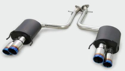 TOM'S Exhaust System TOM'S BARREL レクサス GS F URL10用 4テール チタンテール仕様 (17400-TUL10)【マフラー】【自動車パーツ】トムス エキゾーストシステム トムスバレル【個人宅も別途送料負担にて配送可能】