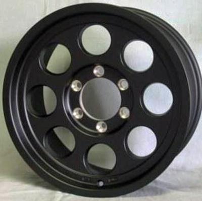 ホイール: CAN ASSOCIATES JIMLINE タイプ2 ホイールサイズ: 8.0J-16 タイヤ銘柄: DUNLOP GRANDTREK AT3 タイヤサイズ: 275/70R16 タイヤ&ホイール4本セット【16インチ】