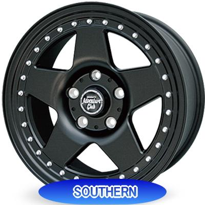 ホイール: CAN ASSOCIATES SOUTHERN ホイールサイズ: 7.0J-16 タイヤ銘柄: BF Goodrich ALL-Terrain T/A KO2 タイヤサイズ: 225/70R16 タイヤ&ホイール4本セット【16インチ】