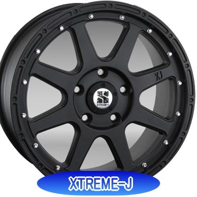 ホイール: MLJ XTREME-J ホイールサイズ: 7.5J-17 タイヤ銘柄: YOKOHAMA GEOLANDAR A/T G015 タイヤサイズ: 265/70R17 121/118S E LT タイヤ&ホイール4本セット【17インチ】
