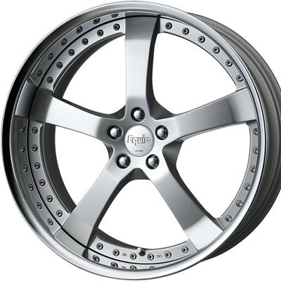 ホイール: WORK Equip E05 ホイールサイズ: 10.0J-24 タイヤ銘柄: YOKOHAMA PARADA spec-X タイヤサイズ: 295/35R24 タイヤ&ホイール4本セット【24インチ】