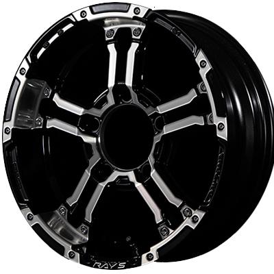 宅配 ホイール: RAYS DAYTONA FDX-J ホイールサイズ: 5.5J-16 タイヤ銘柄: TOYO TRANPATH M/T タイヤサイズ: 195R16C タイヤ&ホイール4本セット【16インチ】, 清里村 6d5f14c7