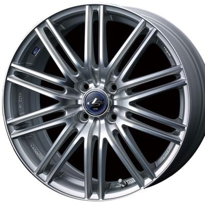weds LEONIS NAVIA03 4.5J-14 と BRIDGESTONE POTENZA Adrenalin RE003 165/55R14の4本セット