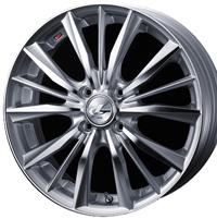 weds LEONIS VX 4.5J-14 と BRIDGESTONE POTENZA Adrenalin RE003 165/55R14の4本セット