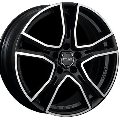 【クーポンで最大2000円OFF】OZ adrenalina 6.5J-16 と Continental Conti Eco Contact 5 195/55R16 の4本セット