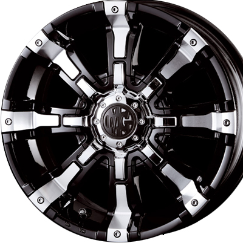 ホイール: CRIMSON MG BEAST ホイールサイズ: 9.5J-20 タイヤ銘柄: Continental Premium Contact6 タイヤサイズ: 295/45R20 タイヤ&ホイール4本セット【20インチ】