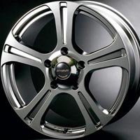 ホイール: 4X4Engineering BRADLEY Hybrid ホイールサイズ: 9.0J-20 タイヤ銘柄: Continental Premium Contact6 タイヤサイズ: 295/45R20 タイヤ&ホイール4本セット【20インチ】