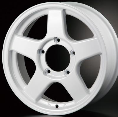 ホイール: 4x4エンジニアリング ブラッドレイ V Evolution ホイールサイズ: 5.5J-16 タイヤ銘柄: YOKOHAMA GEOLANDAR M/T+ G001J タイヤサイズ: 7.00R16 タイヤ&ホイール4本セット【16インチ】