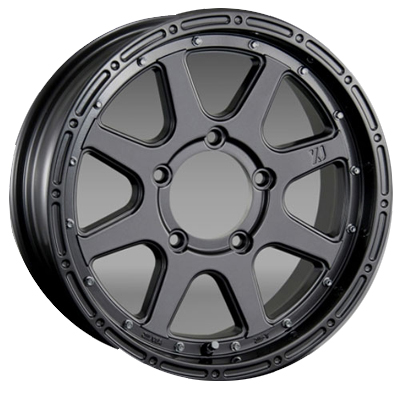 ホイール: MLJ XTREME-J ホイールサイズ: 5.5J-16 タイヤ銘柄: TOYO TRANPATH M/T タイヤサイズ: 195R16C タイヤ&ホイール4本セット【16インチ】