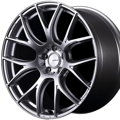ホイール: RAYS HOMURA 2x7AG ホイールサイズ: 8.0J-19 & 9.0J-19 タイヤ銘柄: KENDA KAISER KR20 タイヤサイズ: 235/35R19 & 265/30R19 タイヤ&ホイール4本セット【19インチ】