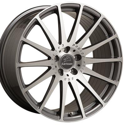 人気新品入荷 ホイール: Carlsson 1/14 RSF ホイールサイズ: 8.5J-19 & 9.5J-19 タイヤ銘柄: FALKEN AZENIS FK510 タイヤサイズ: 225/35R19 & 255/30R19 タイヤ&ホイール4本セット【19インチ】, あんどんや 730a9e5e