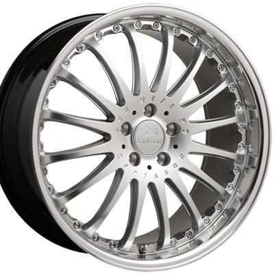 ホイール: Carlsson 1/16RSR Brilliant Edition ホイールサイズ: 8.5J-19 タイヤ銘柄: MICHELIN PRIMACY4 タイヤサイズ: 245/45R19 タイヤ&ホイール4本セット【19インチ】