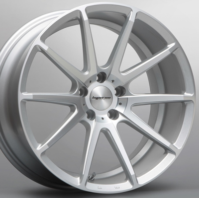 MLJ HYPERION CVX 8.0J-19 とTOYO PROXES T1 Sport SUV 235/55R19の4本セット