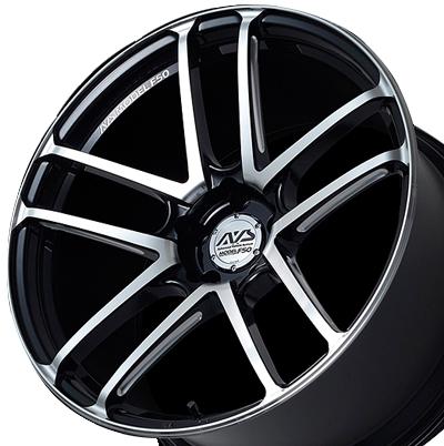 ホイール: YOKOHAMA AVS MODEL F50 ホイールサイズ: 8.5J-20 タイヤ銘柄: FEDERAL FORMOZA FD2 タイヤサイズ: 245/30R20 タイヤ&ホイール4本セット【20インチ】