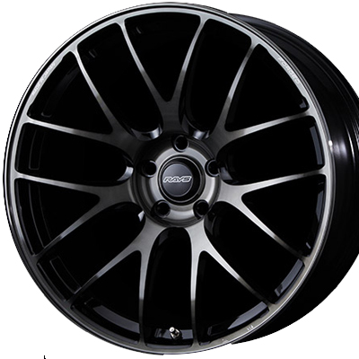 ホイール: RAYS VOLK RACING G27 PROGRESSIVE MODEL ホイールサイズ: 8.5J-20 タイヤ銘柄: GOODYEAR EAGLE LS EXE タイヤサイズ: 225/35R20 タイヤ&ホイール4本セット【20インチ】