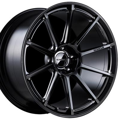 ホイール: prodrive GC-0100S ホイールサイズ: 9.0J-19 & 10.0J-19 タイヤ銘柄: TOYO TIRES PROXES Sport タイヤサイズ: 255/35R19 & 275/35R19 タイヤ&ホイール4本セット【19インチ】
