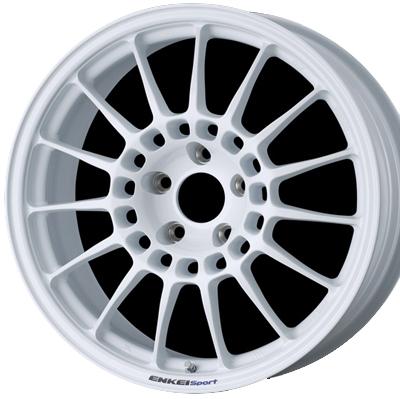 ENKEI Sport RC-T5 9.0J-18 ホワイト 1本
