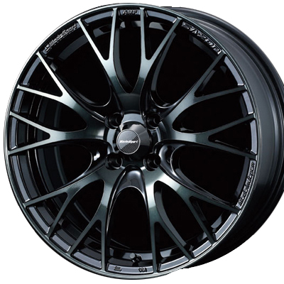 ホイール: WedsSport SA-20R ホイールサイズ: 5.0J-15 タイヤ銘柄: BRIDGESTONE POTENZA Adrenalin RE003 タイヤサイズ: 165/55R15 タイヤ&ホイール4本セット【15インチ】