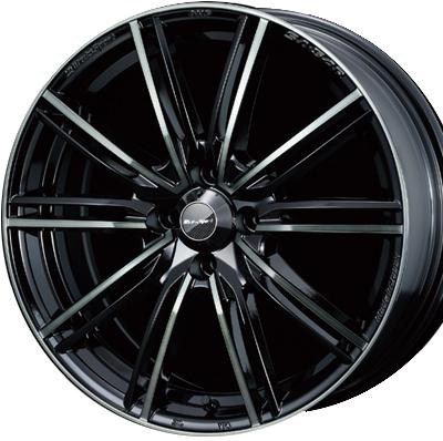 ホイール: WedsSport SA-54R ホイールサイズ: 7.0J-17 タイヤ銘柄: MICHELIN Pilot SPORT4 タイヤサイズ: 195/45R17タイヤ&ホイール4本セット【17インチ】
