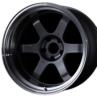 ホイール: RAYS VOLK RACING TE37V MARK-II ホイールサイズ: 9.5J-18 タイヤ銘柄: DUNLOP DIREZZA ZIII タイヤサイズ: 245/40R18 タイヤ&ホイール4本セット【18インチ】