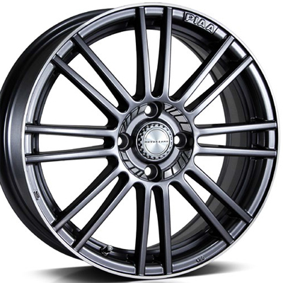 PIAA MOTORISMO TS-8 4.5J-15 と NANKANG ROLLNEX FT-9 165/60R15の4本セット