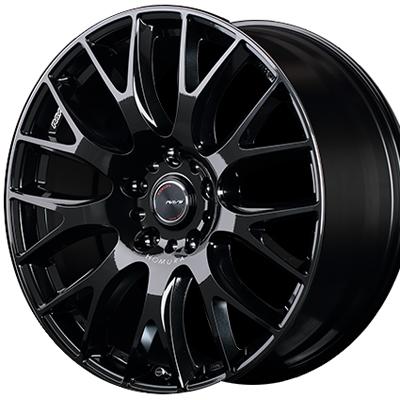 ホイール: RAYS HOMURA 2x9G ホイールサイズ: 10.0J-22 タイヤ銘柄: Continental Conti Cross Contact UHP タイヤサイズ: 305/40R22 タイヤ&ホイール4本セット【22インチ】