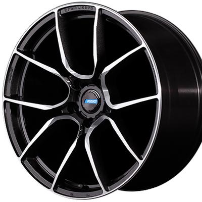 ホイール: RAYS gram LIGHTS AZURE 57ANA ホイールサイズ: 8.5J-20 タイヤ銘柄: YOKOHAMA ADVAN SPORT V105S タイヤサイズ: 225/35R20 タイヤ&ホイール4本セット【20インチ】
