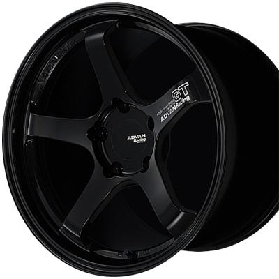 ホイール: YOKOHAMA ADVAN Racing GT ホイールサイズ: 8.5J-18 & 10.0J-18 タイヤ銘柄: PIRELLI P-Zero ROSSO N4 タイヤサイズ: 225/40R18 & 295/30R18 タイヤ&ホイール4本セット【18インチ】