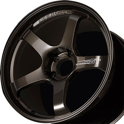 ホイール: YOKOHAMA ADVAN Racing GT Premium Version ホイールサイズ: 10.5J-18 ホイールカラー: ダークブロンズメタリック(DBP) 1本【ホイール単品】ヨコハマ アドバンレーシング