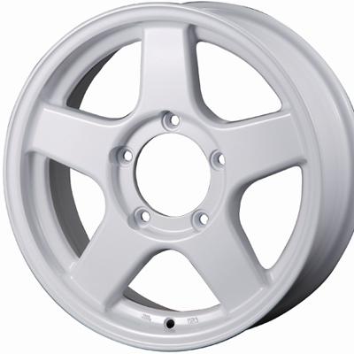 ホイール: 4x4 Engineering BRADLEY-V EV ホイールサイズ: 6.0J-16 タイヤ銘柄: BRIDGESTONE DUELER A/T001 タイヤサイズ: 215/70R16 タイヤ&ホイール4本セット【16インチ】