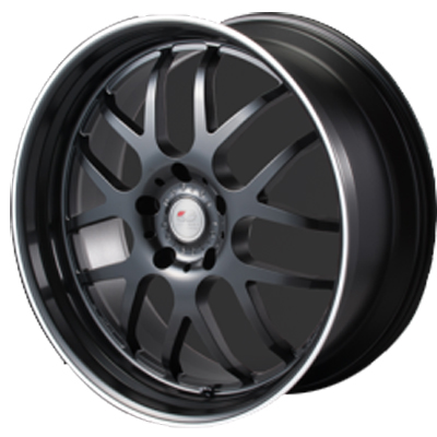 ホイール: MEIWA ELFORD Celestial ホイールサイズ: 10.0J-24 タイヤ銘柄: YOKOHAMA PARADA spec-X タイヤサイズ: 295/35R24 タイヤ&ホイール4本セット【24インチ】
