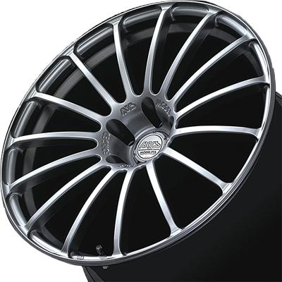 ホイール: YOKOHAMA AVS MODEL F15 ホイールサイズ: 9.0J-20 タイヤ銘柄: NANKANG Sportnex NS-25 タイヤサイズ: 245/30R20 タイヤ&ホイール4本セット【20インチ】
