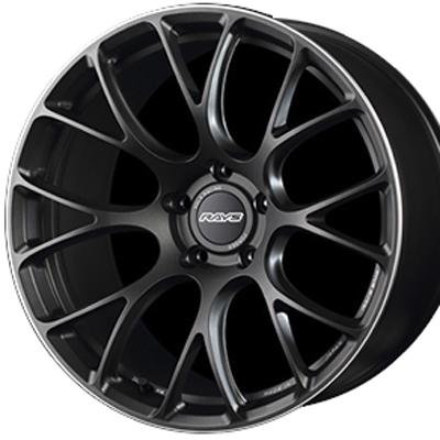 ホイール: RAYS VOLK RACING G16 ホイールサイズ: 8.5J-20 タイヤ銘柄: GOODYEAR EAGLE LS EXE タイヤサイズ: 225/35R20 タイヤ&ホイール4本セット【20インチ】